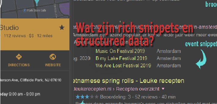 Rich Snippets & Structured Data